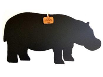 Hippo chalk board